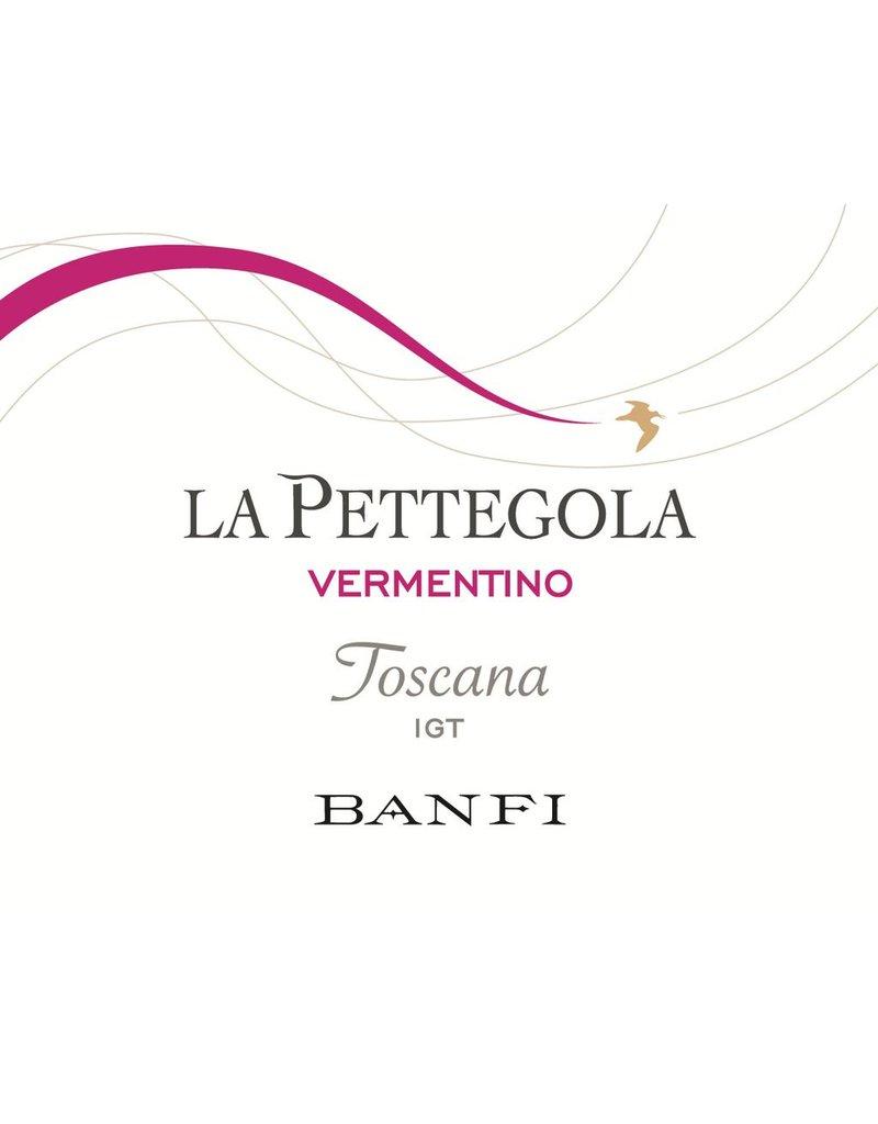 "Wine Vermentino ""La Pettegola"", Banfi, Tuscany, IT, 2016"