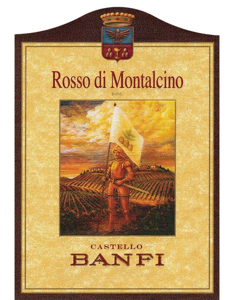 Wine Rosso di Montalcino, Castello Banfi, IT, 2012