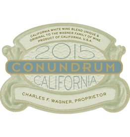 "Wine White Blend ""Conundrum"", Caymus Vineyards, Napa Valley, CA, 2015"
