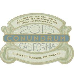 "Wine White Blend ""Conundrum"", Caymus Vineyards, Napa Valley, CA, 2015"