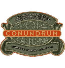 "Wine Red Blend ""Conundrum"", Caymus Vineyards, Napa Valley, CA, 2014"