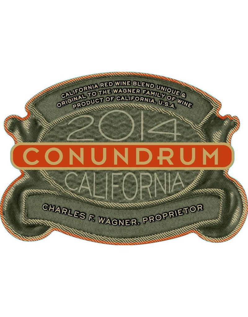 """Red Blend """"Conundrum"""", Caymus Vineyards, Napa Valley, CA, 2014"""