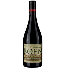 Wine Pinot Noir, Böen, Russian River Valley, CA, 2015