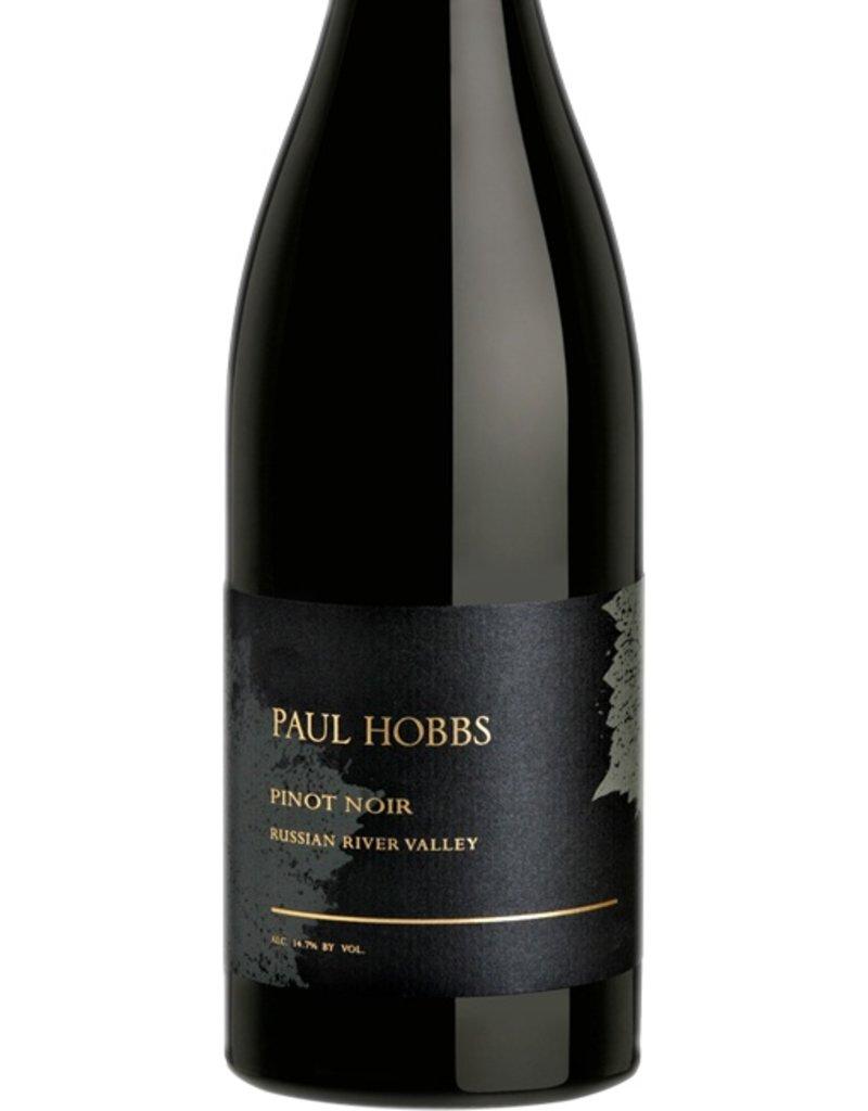 Wine Pinot Noir, Paul Hobbs Winery, Russian River Valley, CA, 2015