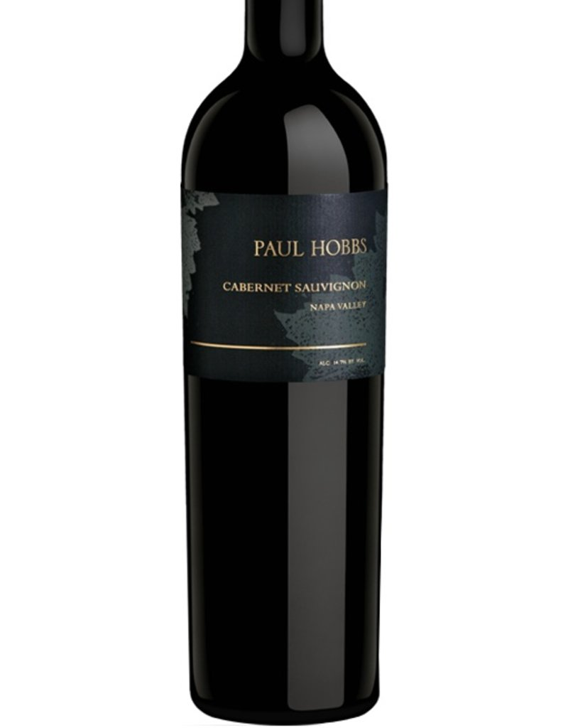 Cabernet Sauvignon, Paul Hobbs Winery, Napa Valley, CA, 2014