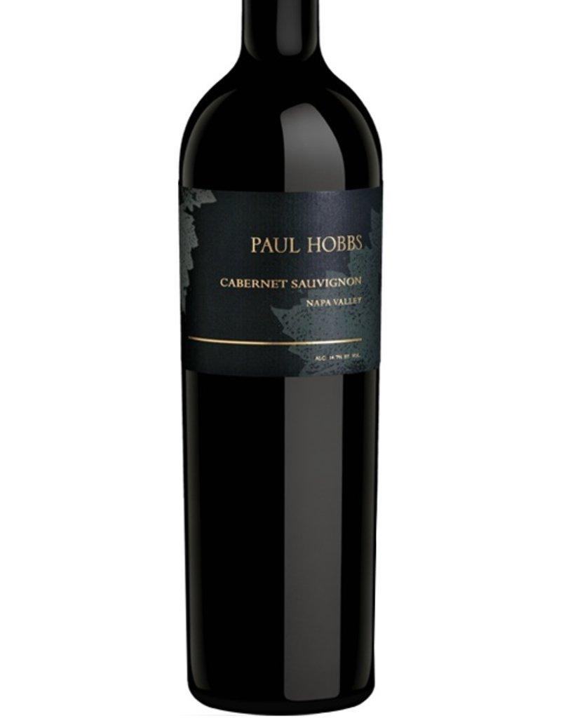 Wine Cabernet Sauvignon, Paul Hobbs Winery, Napa Valley, CA, 2014
