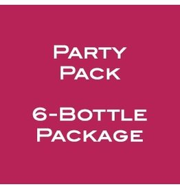 Wine Party Pack, Wine Women & Shoes, 2017