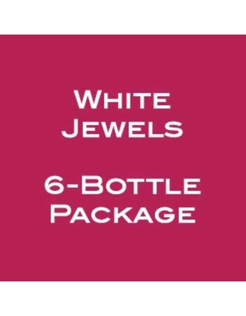 Wine White Jewels, Wine Women & Shoes, 2017