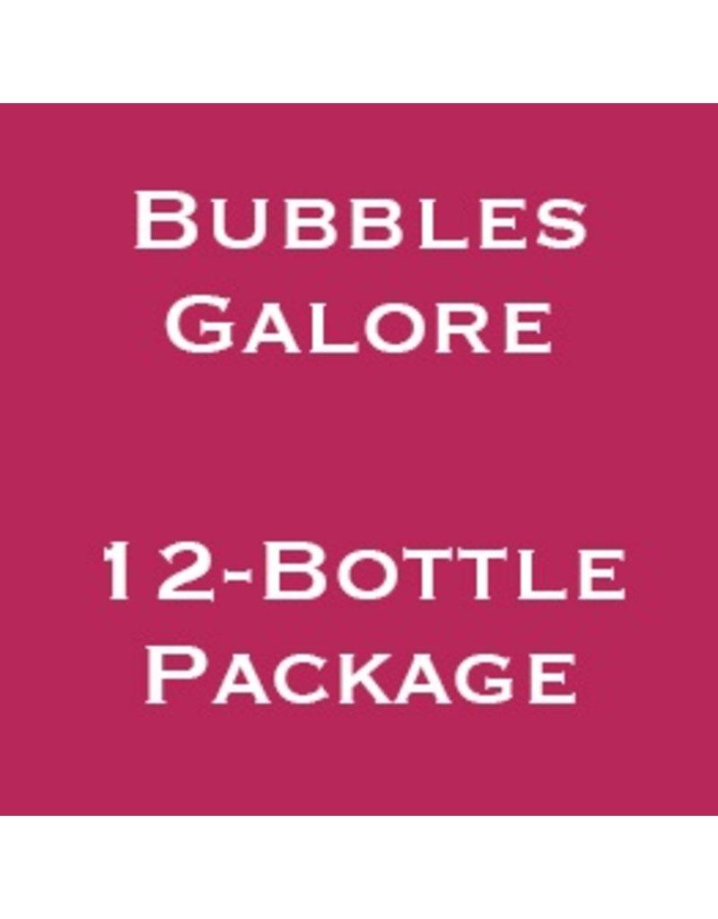 Wine Bubbles Galore, Wine Women & Shoes, 2017