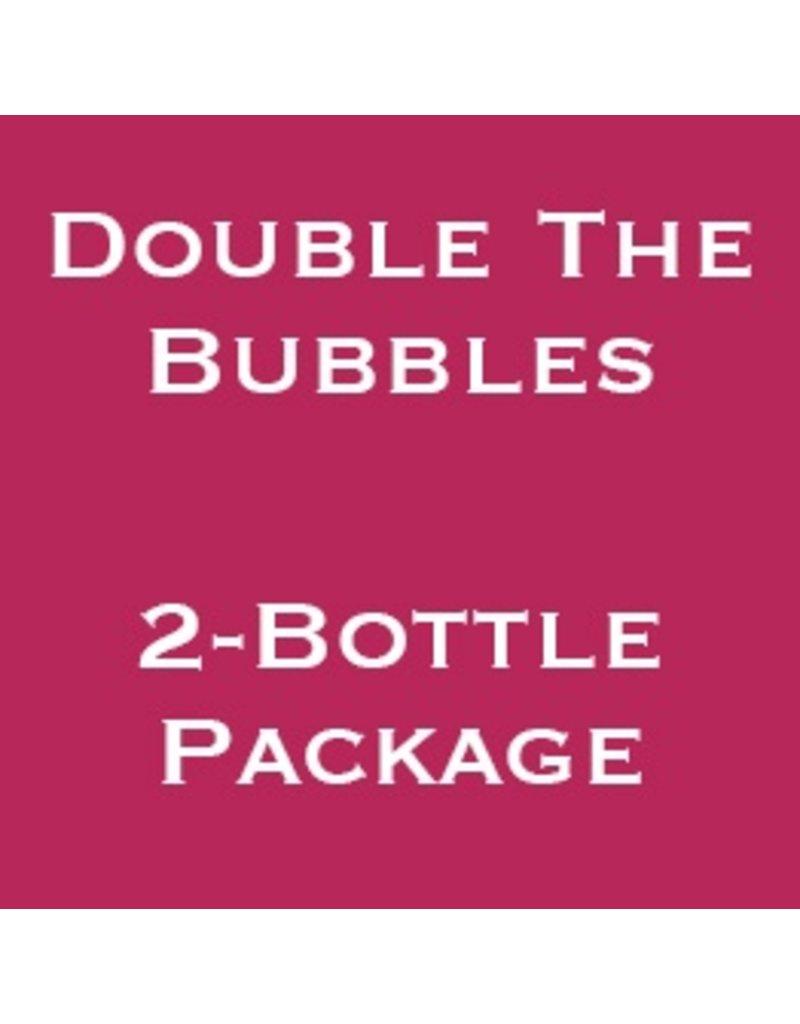Wine Double the Bubbles, Wine Women & Shoes, 2017