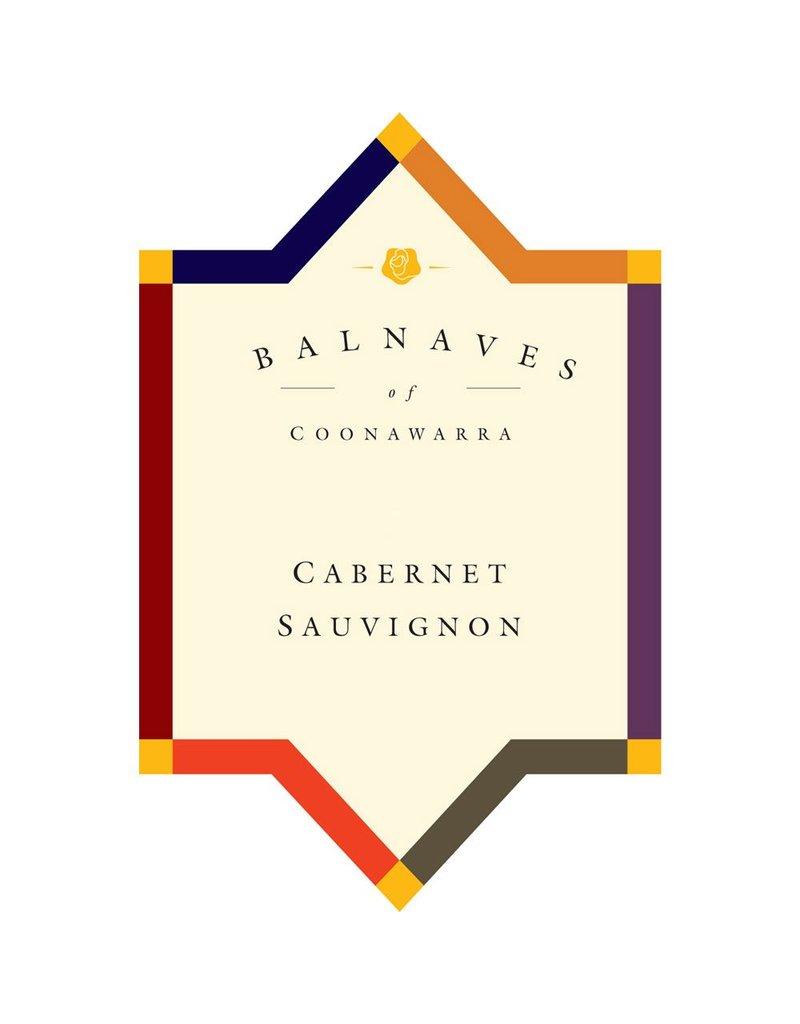 Wine Cabernet Sauvignon, Balnaves, Coonwarra, AU, 2012