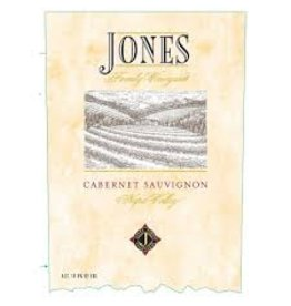 "Wine Caberenet Sauvignon ""The Sisters"", Jones Family, Napa Valley, CA, 2013"