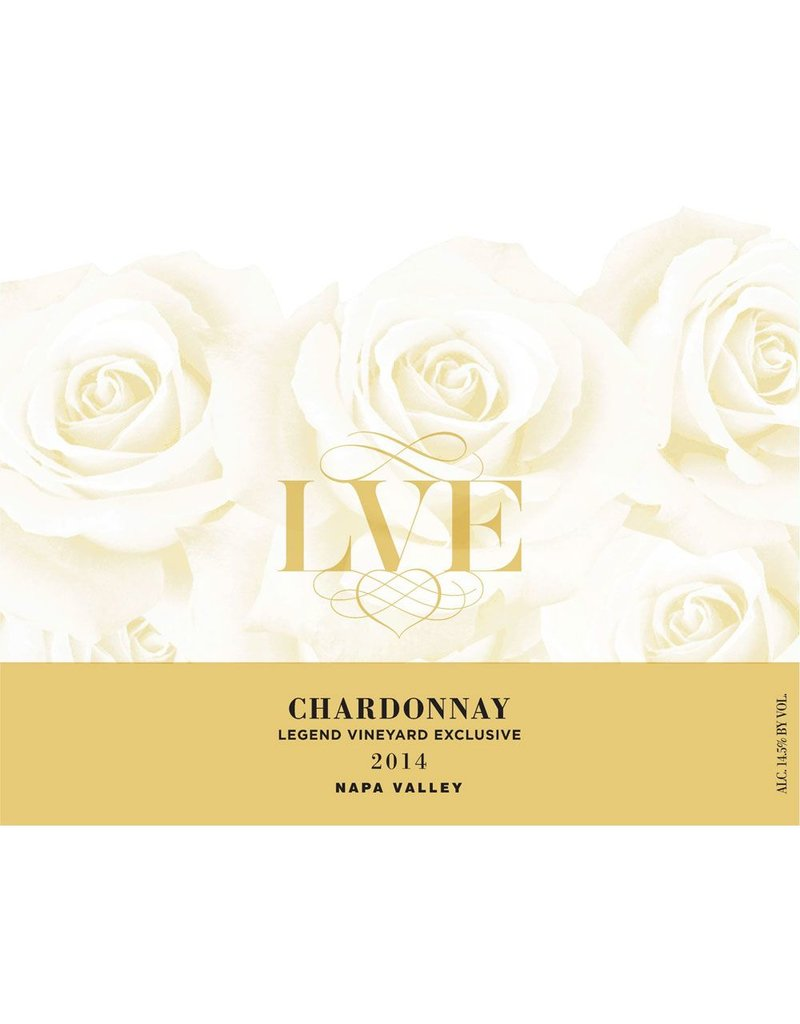 "Wine Chardonnay ""LVE: Legend Vineyard Exclusive"", Raymond Vineyards, Napa Valley, CA, 2014"