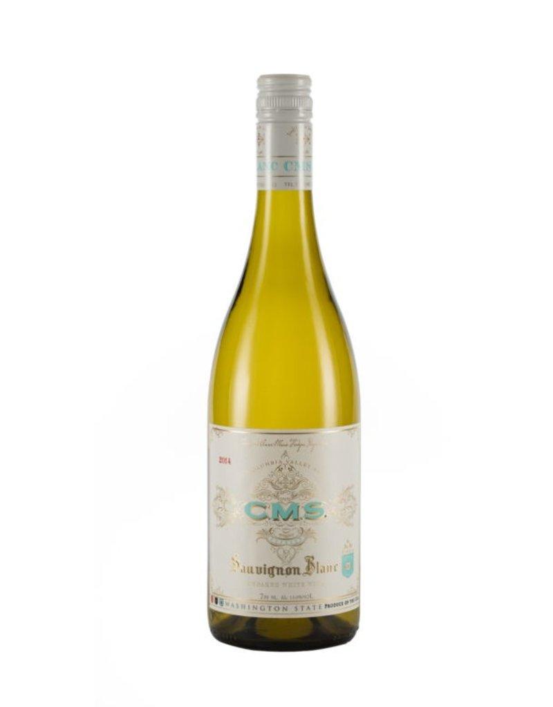 "Wine Sauvignon Blanc ""CMS"", Hedges Family Estate, Columbia Valley, WA, 2016"