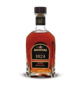 """Liquor Rum, Angostura 12 Year """"1824"""", 750ml"""