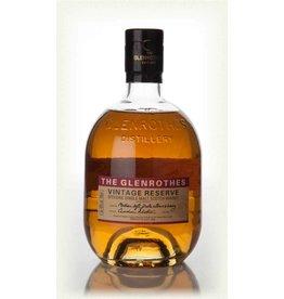 "Liquor Scotch, Glenrothes ""Vintage Reserve"", 750ml"