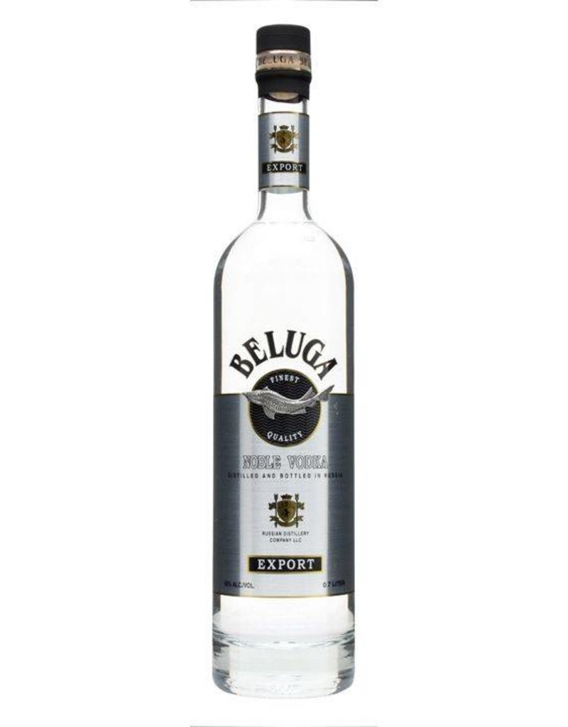 Liquor Vodka, Beluga, 1 Liter