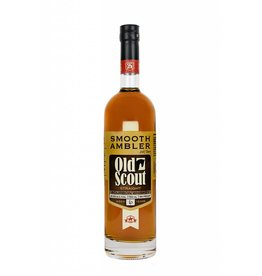 "Liquor Bourbon, Smooth Ambler ""Old Scout"", 750ml"