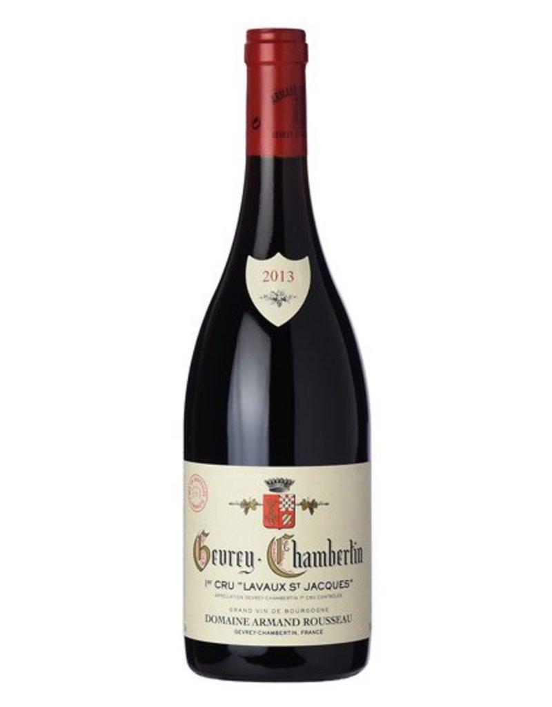 "Wine Gevrey-Chambertin 1er Cru ""Lavaux St Jacques"", Domaine Armand Rousseau, FR, 2013"