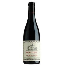 Wine Cotes du Rhone, Saint-Cosme, Rhone Valley, FR, 2016
