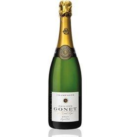 "Wine Champagne ""Brut Signature"", Philippe Gonet, FR, NV"