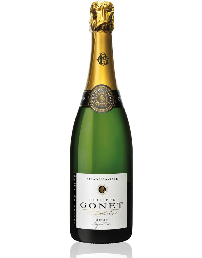 "Wine Champagne ""Brut Signature"", Philippe Gonet, FR, NV"