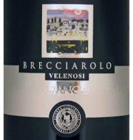 """Wine Red Blend """"Brecciarolo- Rosso Piceno Superiore"""", Velenosi, Marche, IT, 2014"""