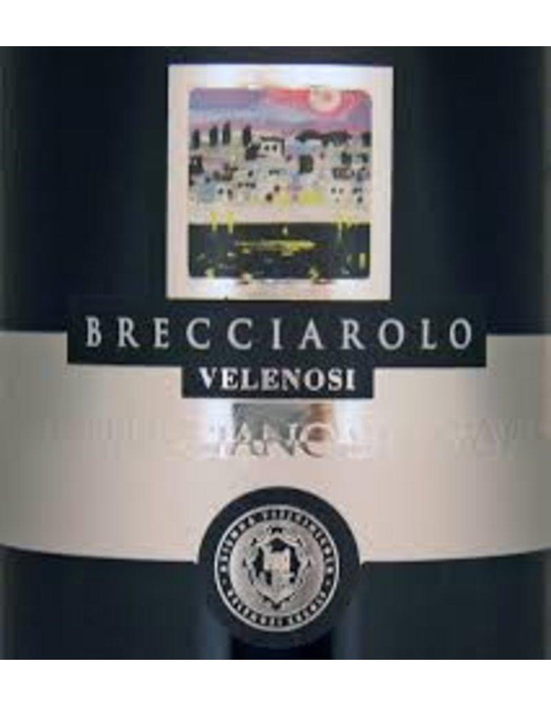 """Red Blend """"Brecciarolo- Rosso Piceno Superiore"""", Velenosi, Marche, IT, 2014"""
