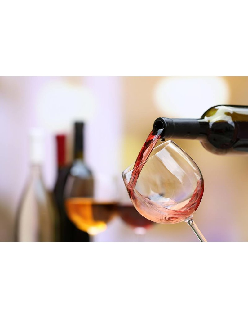 Classes/Open House Open House- Wine Tasting, 1 Person; June 2, 2018