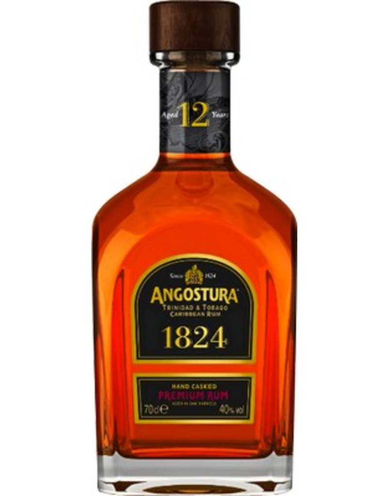 "Rum, Angostura 12 Year ""1824"", 750ml"