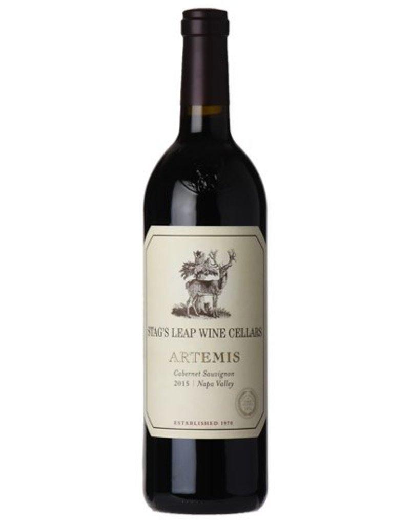 "Cabernet Sauvignon ""Artemis"", Stag's Leap Wine Cellars, Napa Valley, CA, 2015"