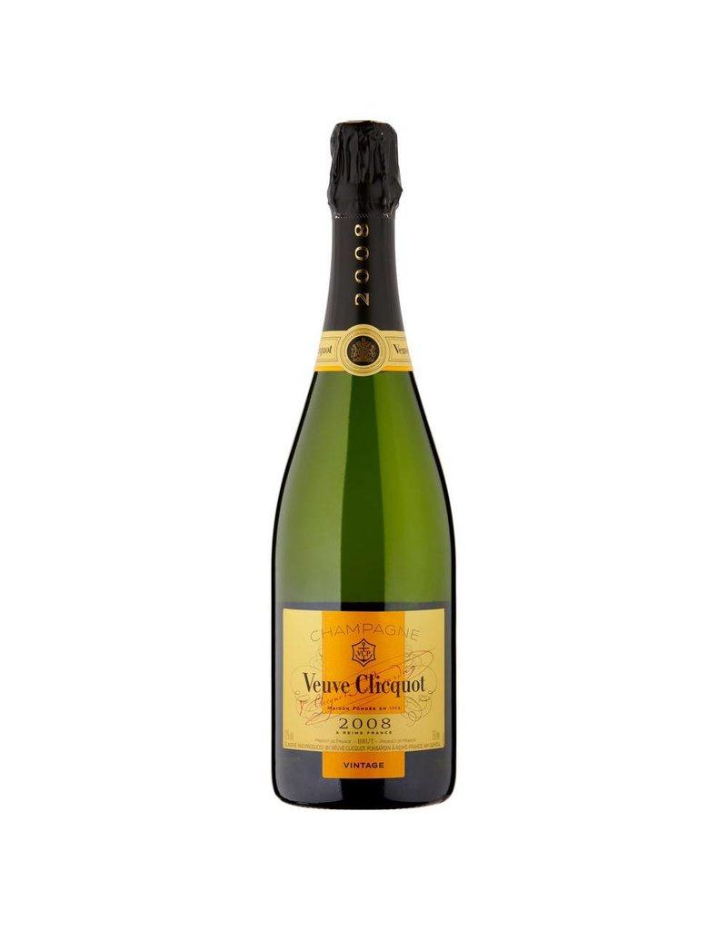 Champagne, Veuve Clicquot, FR, 2008