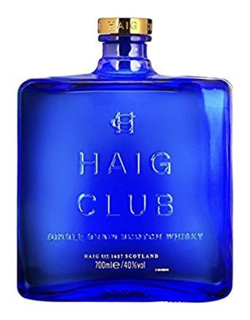 """Scotch. Haig Club """"Single Grain"""", 750ml"""