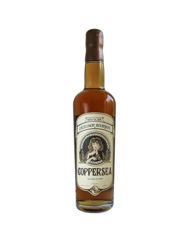 "Bourbon ""Excelsior"", Coppersea, 750ml"