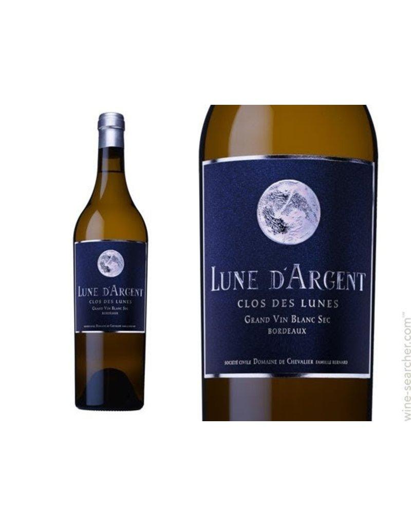 """Clos des Lunes """"Lune d'Argent, Bordeaux Blanc Sec"""", Pessac-Leognan, FR, 2016"""