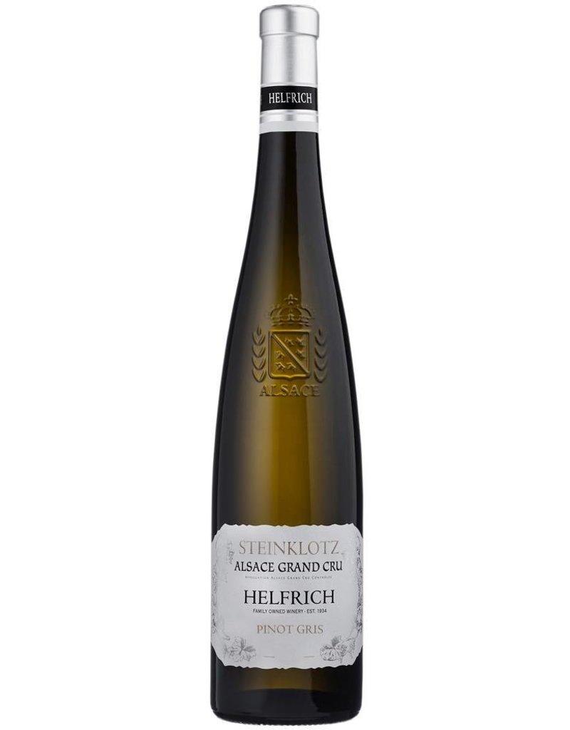 Pinot Gris, Helfrich, Alsace, 2016