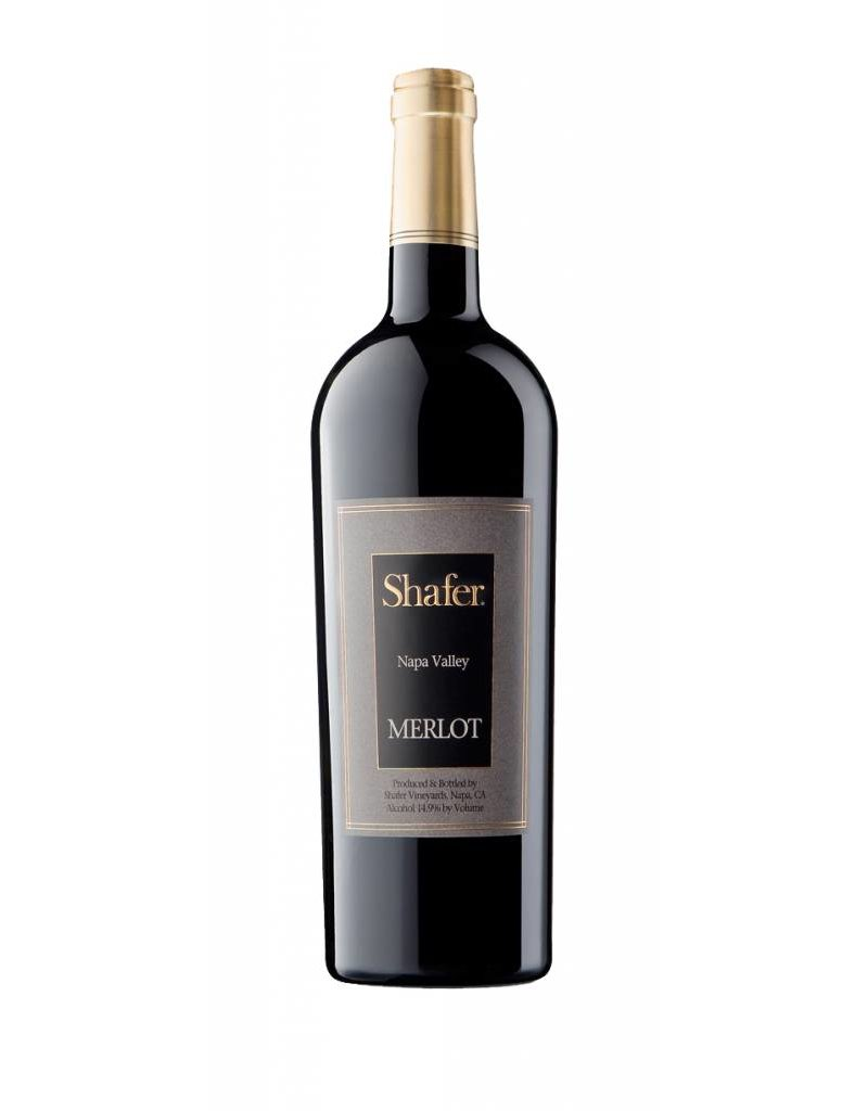 Merlot, Shafer Vineyards, Napa Valley, CA, 2014 (375ml)