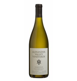 Chardonnay, Alexander Valley Vineyards, CA, 2015