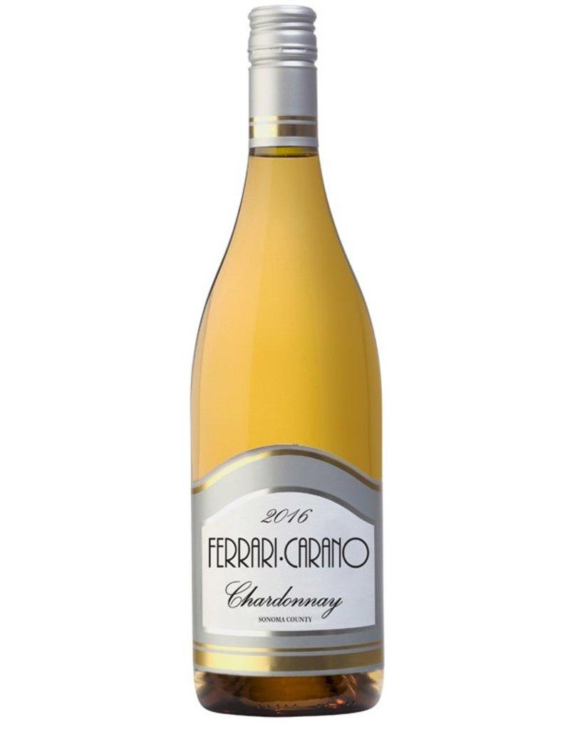Chardonnay, Ferrari-Carano, Sonoma, CA, 2016