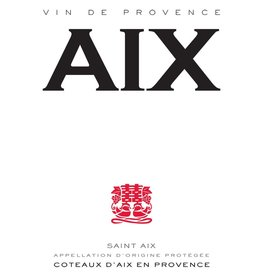 Rose, Domaine Saint AIX, Provence, FR, 2017