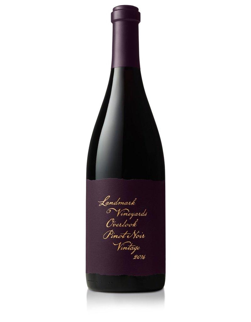 "Pinot Noir ""Overlook"", Landmark, CA, 2016"