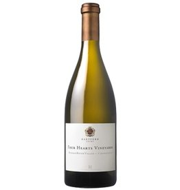 "Chardonnay ""Four Hearts Vineyard"", Russian River Valley, CA, 2017"
