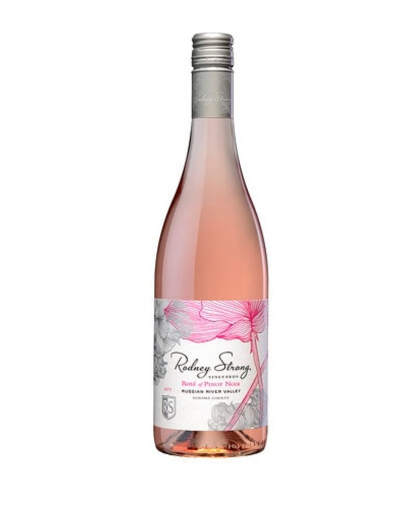 Rosé of Pinot Noir, Rodney Strong, Russian River Valley, Sonoma County, CA, 2017
