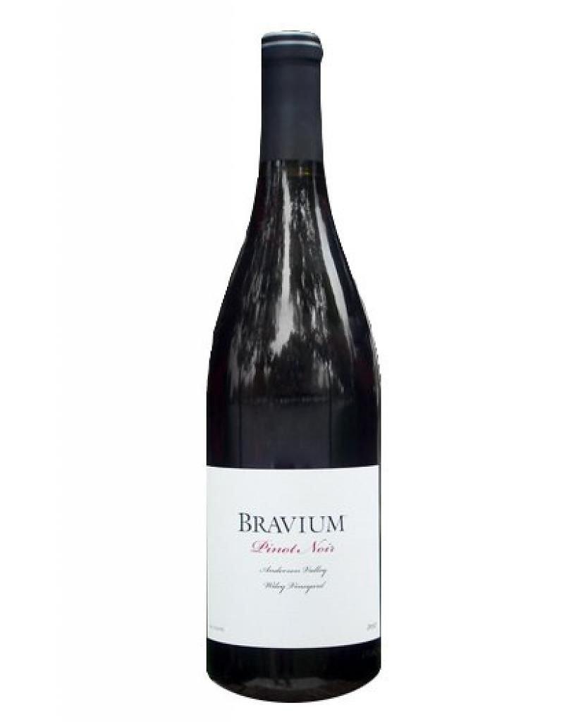 "Pinot Noir ""Wiley Vineyard"", Bravium, Anderson Valley, CA, 2014"