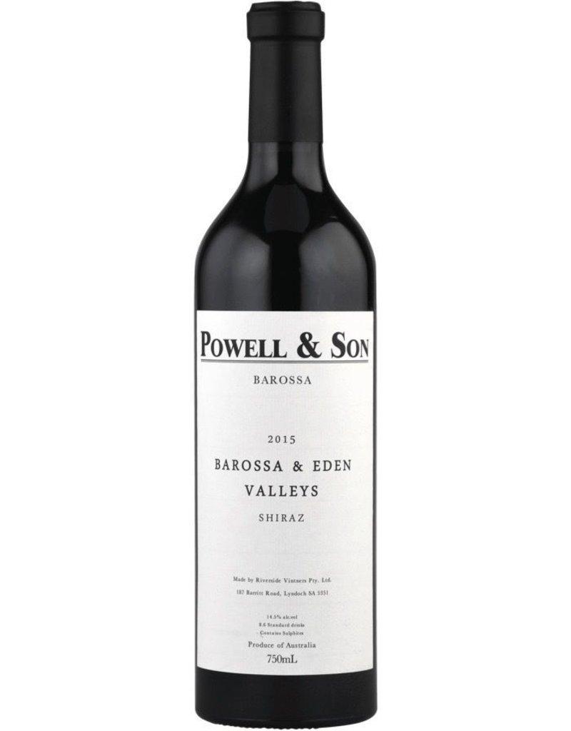 "GSM, ""Riverside"", Powell & Sons, Barossa, 2016"