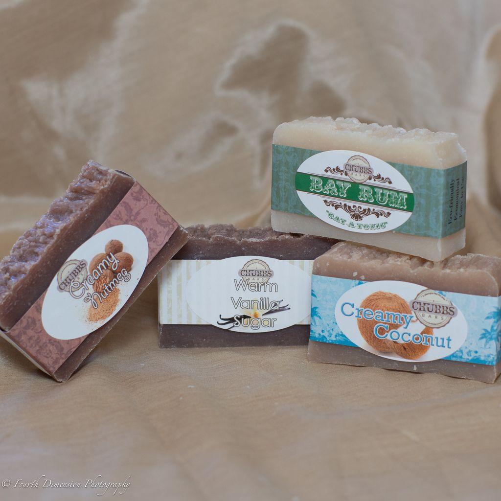 Sampler Pack Spa Sampler 4 Bar Pack