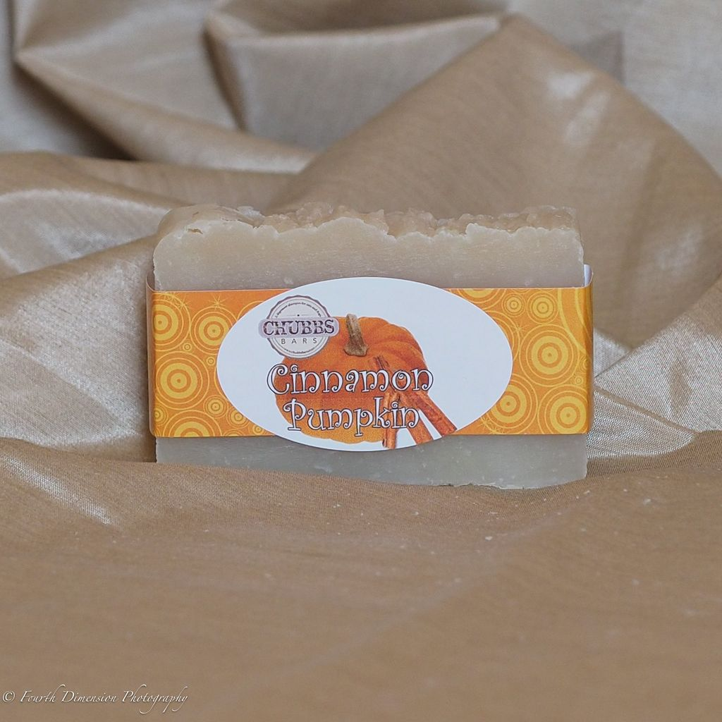 Seasonal Scents Cinnamon Pumpkin