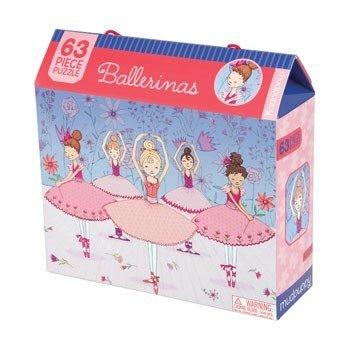 Ballerina Puzzle