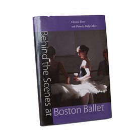 Behind the Scenes at Boston Ballet Book