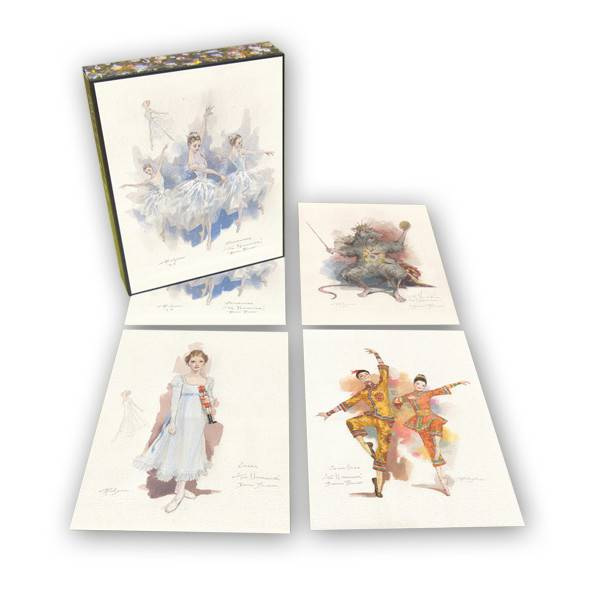 Character Keepsake Notecards